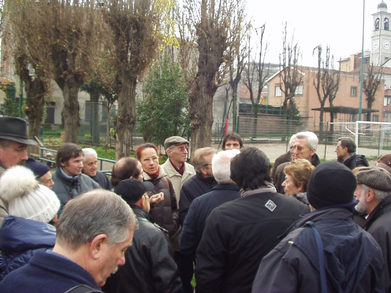 Arch. Barberio e cittadini