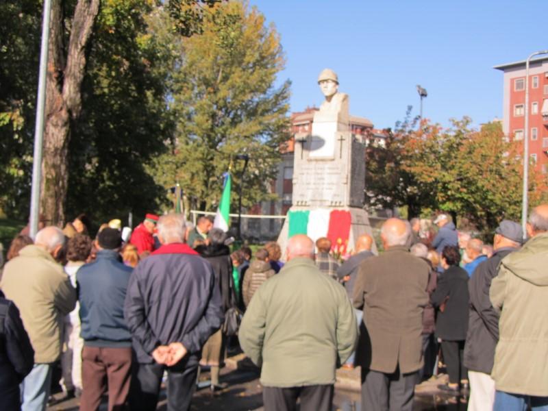 Cerimonia 5 Novembre 2012