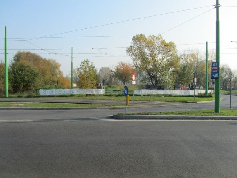 Curva via Anassagora - 2012