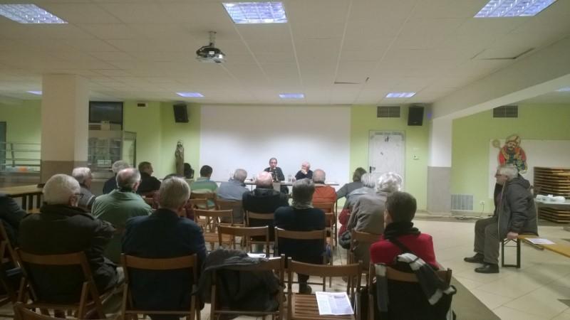 Incontro questione migratoria - 24/11/2017
