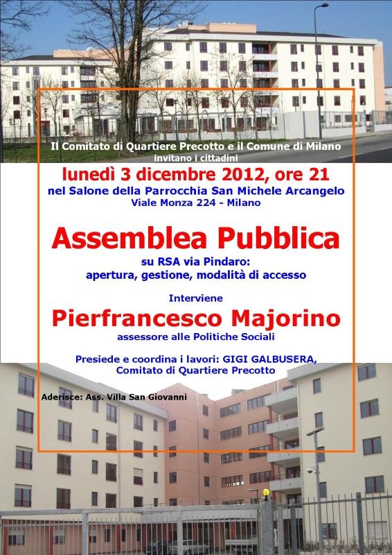 Assemblea 3 dicembre 2012