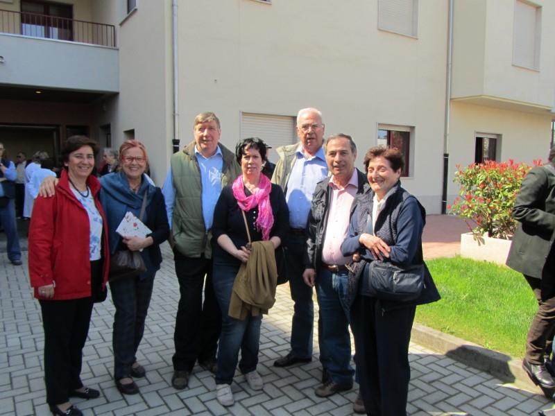 Bianca Orsini e gruppo Villa S.G.