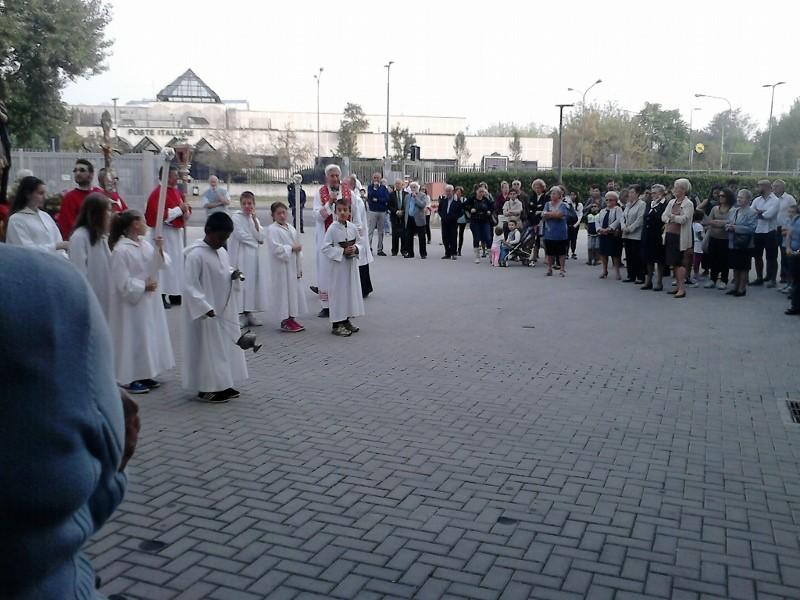 Processione Festa Patronale - 28 settembre 2014