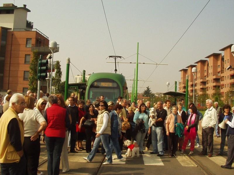 Manifestazione 20 settembre 2008
