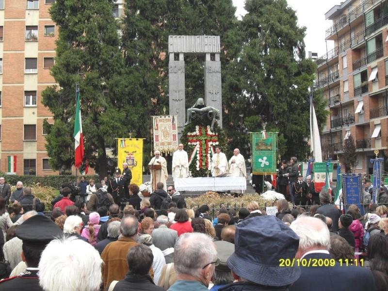 Cerimonia Gorla 2009