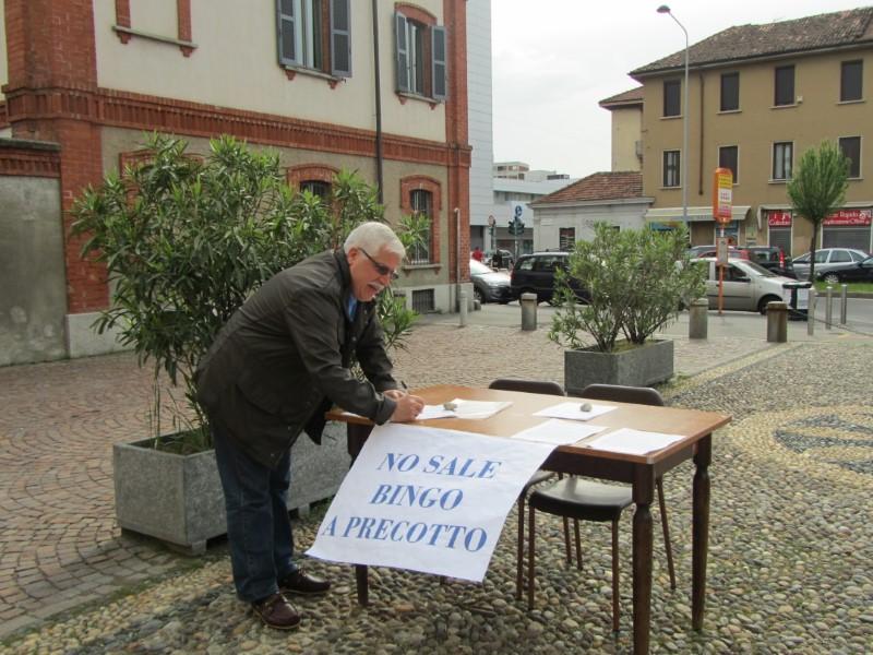 Petizione sale gioco