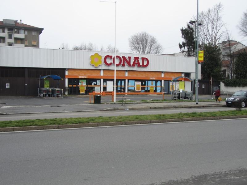 Supermercato chiuso