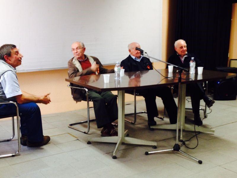 Testimoni raccontano la guerra - 2014