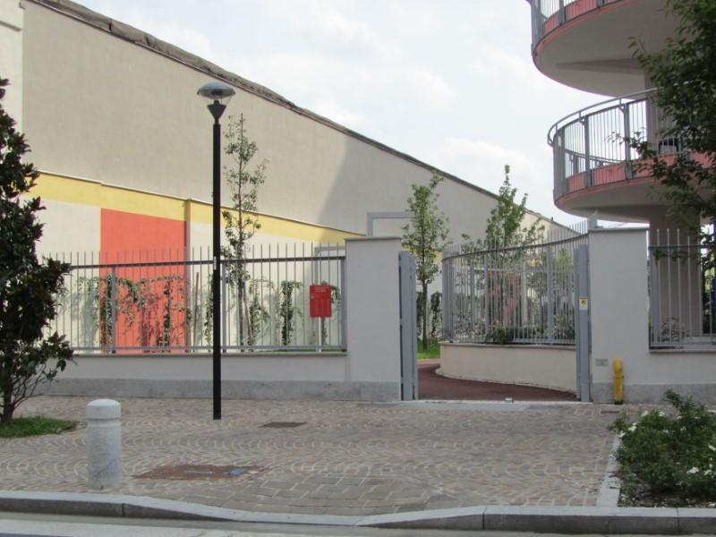 Passaggio e ingresso Rucellai Bressan aperto - ottobre 2012