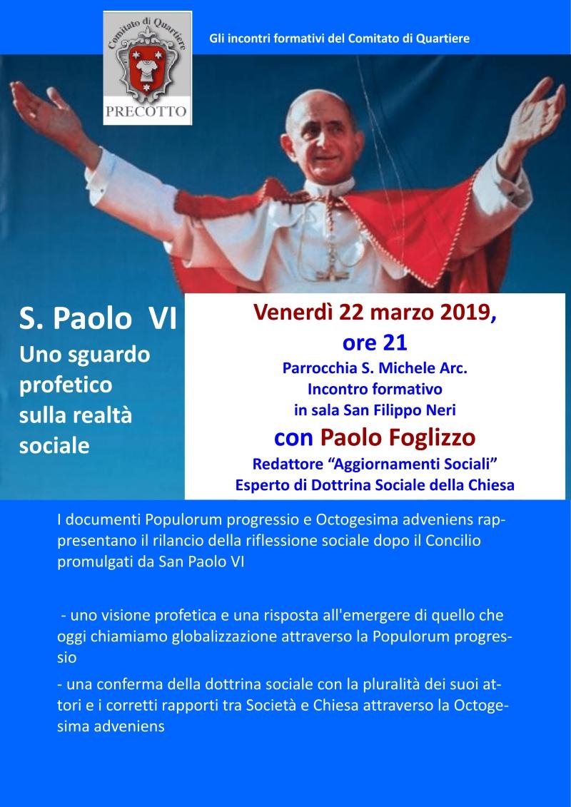 Locandina Paolo VI